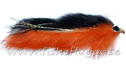 Double Bunny Streamer Black/Brown