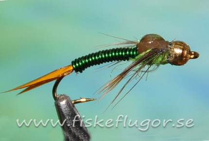 BH Coppercats Nymph Green
