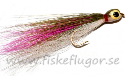 Thunder Creek Streamer Olive