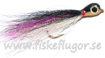 Thunder Creek Streamer Black
