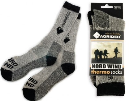 Sockor Thermo Nord Wind