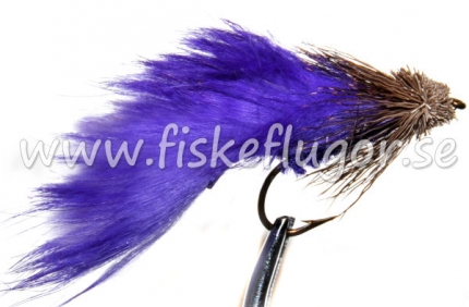 Muddler Zonker Purple