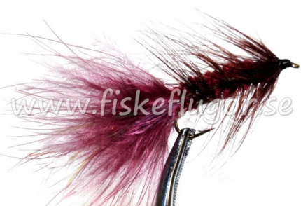 Woolly Bugger Claret