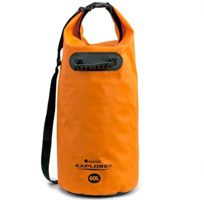 Vattentät Backpack Explorer 40L Orange