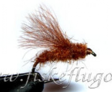 CDC Caddis Brown