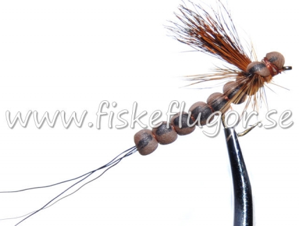 12-Pack Mohicane Mayfly Brown