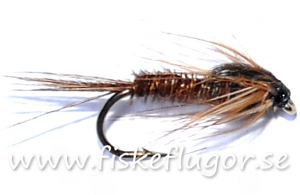 Pheasent Tail Nymph Natural SS