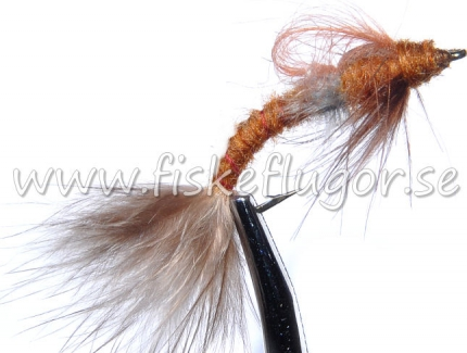 Vulgata CDC Foamback Emerger