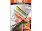 Dropshot-set 3-Pack Komplett 7/10g 100-130mm 201