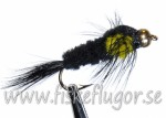 Tungsten Goldhead Montana Nymph Yellow