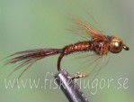 Tungsten Goldhead Pheasent Tail SS Natural