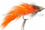 Muddler Zonker Orange