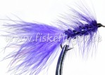 Flash Woolly Bugger Purple