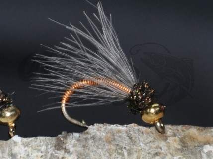 BH CDC Metallic Copper Pupa