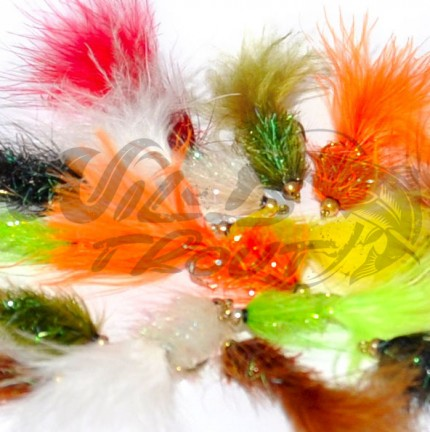 BH Fritz Woolly Bugger Collection