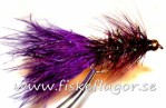 BH Fritz Woolly Bugger Purple