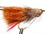 BH Marabou Muddler Brown