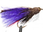 BH Marabou Muddler Purple