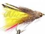 BH Marabou Muddler Yellow