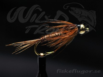 BH Pheasent Tail Nymph Natural LS