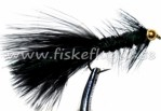 BH Woolly Bugger Black