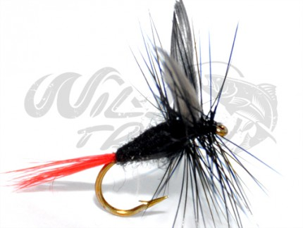 Black Gnat Red Tail Dry