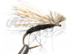 CDC Elk Hair Caddis Black