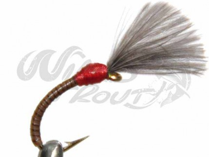 12-Pack CDC Quill Buzzer Red