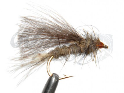 CDC Floating Emerger Nymph