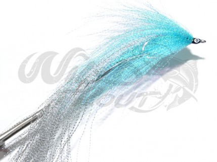 Crystal Pikefly Light Blue/Silver