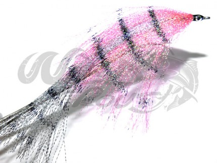 Crystal Pikefly Pink/Silver