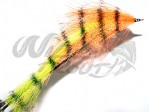 Crystal Pikefly Orange/Yellow