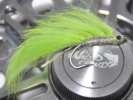 Epoxyhead Zonker Chartreuse
