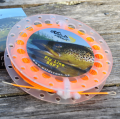 Fluglina WF Floating Exp X2-Loop Fluo Orange