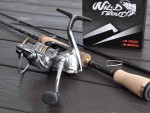 Fiskeset Black Bass Rebel 4-12g