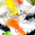 Fritz MIXED Woolly Bugger Collection