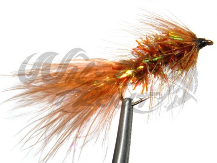 Fritz Woolly Bugger Brown
