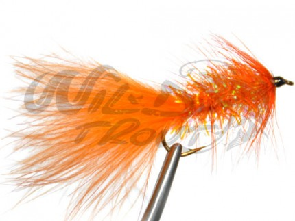 Fritz Woolly Bugger Orange