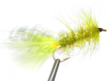 Fritz Woolly Bugger Yellow