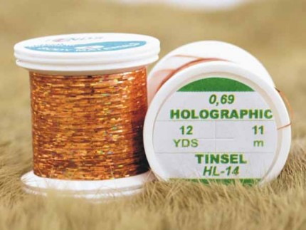 Hends Holographic Tinsel 12 Yds