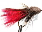 Marabou Muddler Red
