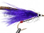 Marabou Streamer Purple