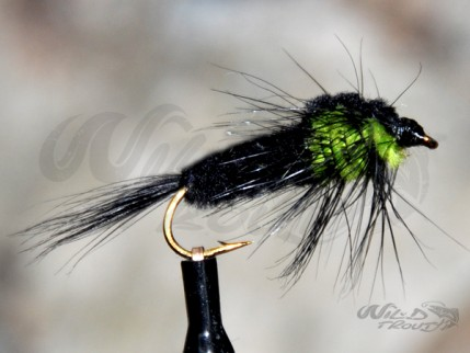Montana Nymph Green WTD