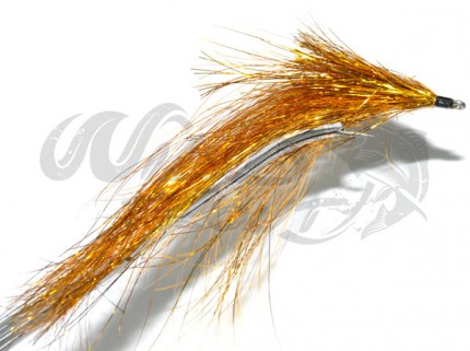 Pike Flash Bunny All Gold