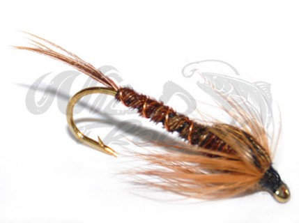 Pheasent Tail Nymph Natural LS