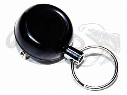 Pin On Reel Keyring Small