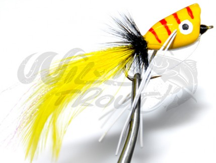 Popper Yellow Orange