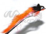 Rabbit Strip Diver Black/Orange