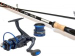 Fiskeset Rod & Reel Royal Finezza 10-30g