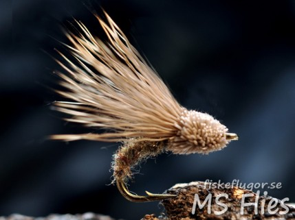 MS Streaking Caddis SC Ljusolive